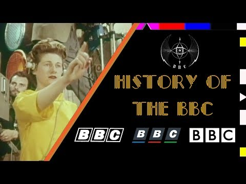 BBC experiments in colour  History of the BBC