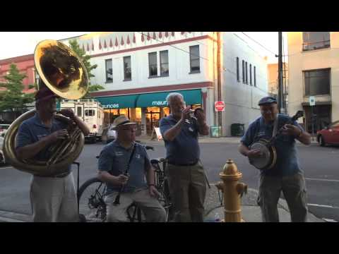 Sidewalk Stompers: Just a Closer Walk with Thee