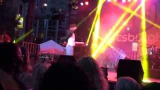 Joe McElderry, Until The Stars Run Out, Pittsburgh Pride June 15, 2013