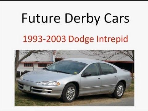 Future Derby Cars 1993-2003 Dodge Intrepid