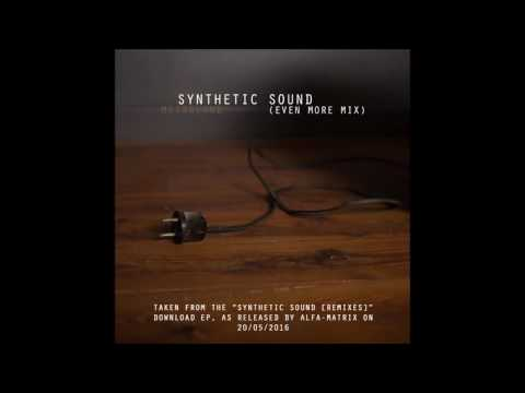 metroland - synthetic sound (even more mix)