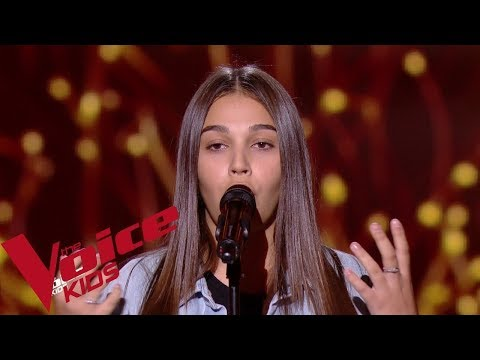 Sam Smith - Writing's on the wall | Manon | The Voice Kids France 2019 | Blind Audition