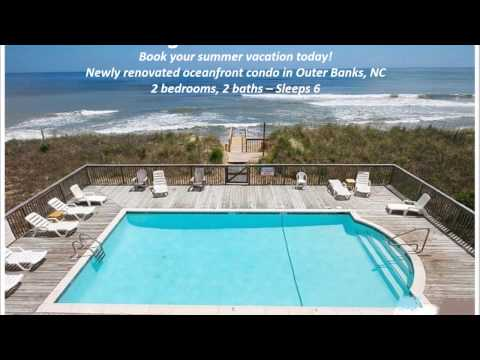 Oceanfront Condo in Outer Banks