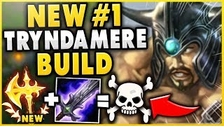 HOW TO PLAY TRYNDAMERE LIKE THE #1 TRYND WORLD! (4v5 WIN) FT. PROFESSOR FOGGED - League of Legends