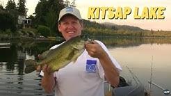 Kitsap lake in Kitsap County