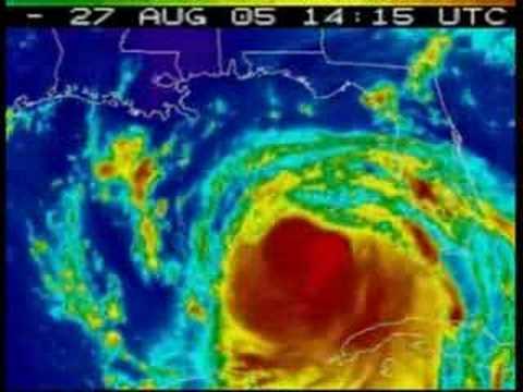 Mariners Weather Log Vol. 50, No. 1, April 2006  Hurricane Katrina Satellite Thermal