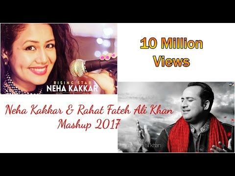 Neha Kakkar & Rahat Fateh Ali Khan Korean Video Mashup Song 2018