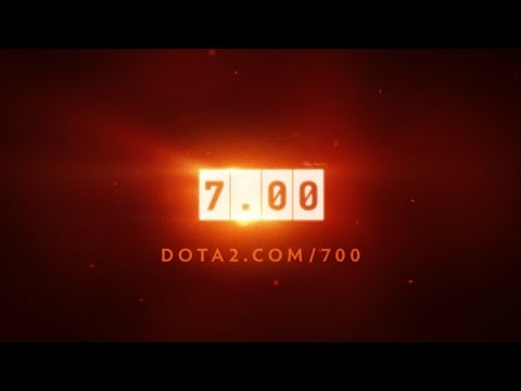 видео: Играем в dota 3  Обновление  7.00 patch (monkey king)