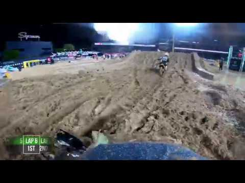GoPro: Adam Cianciarulo's 250 Main Event Win 2019 Monster Energy Supercross From San Diego - Motor Informed