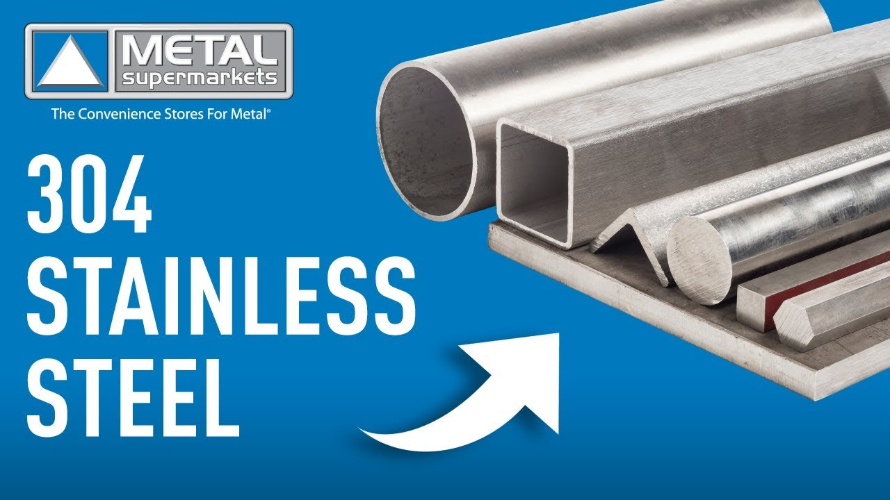 The Difference Between 304 and 316 Stainless Steel | Metal