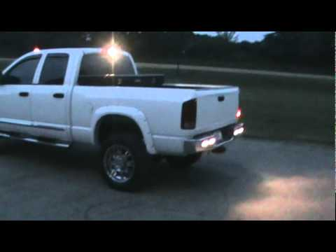 my truck strobes atomic leds e series hideaways youtube. Black Bedroom Furniture Sets. Home Design Ideas