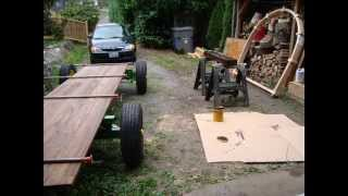 How To Build A Sheepwagon, Sheep Camp Wagon By Jim Howard