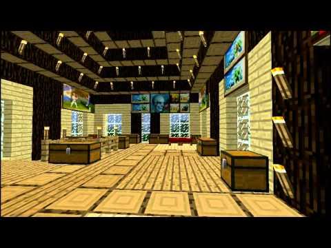 Minecraft Save Dom Villa + Download Pobierz