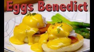 班尼迪克蛋 Eggs Benedict (不敗溏心水波蛋做法)