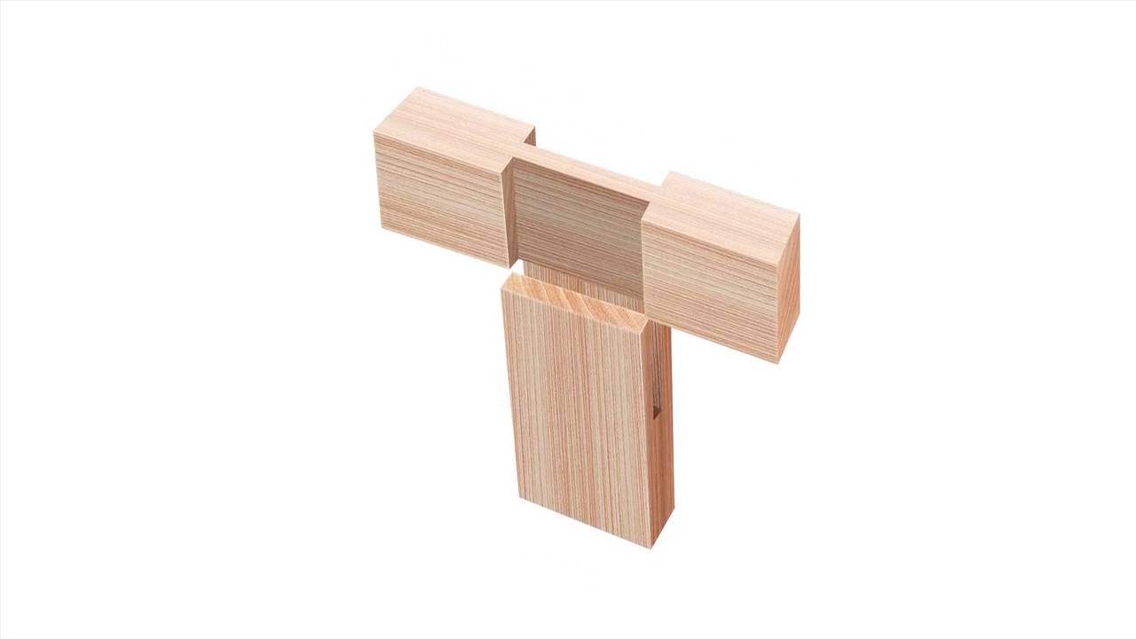 Bridle Joint In Carpentry