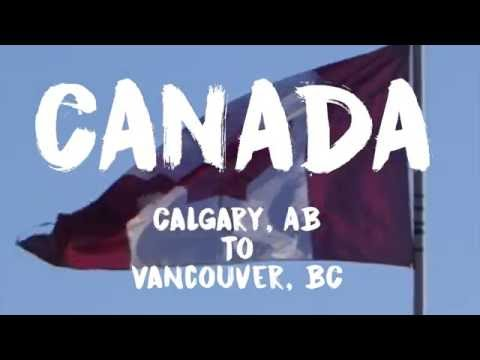 Canada Trip 2016: From Calgary to Vancouver