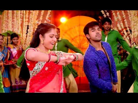 Kajal Agarwal In Govindudu Andarivadele Songs