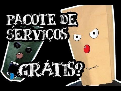 Maxi Conta Itaú - Tarifas Bancárias - Serviços Essenciais @CanalDoOtario