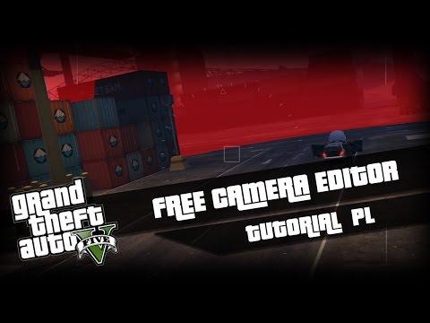 Free Camera in Rockstar Editor | GTA 5 Poradnik