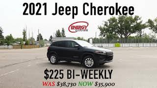 2021 Clearance Pricing | Jeep Cherokee