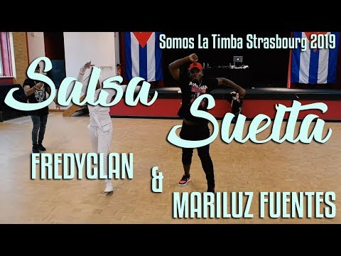 Salsa Suelta - FredyClan & Mariluz Fuentes