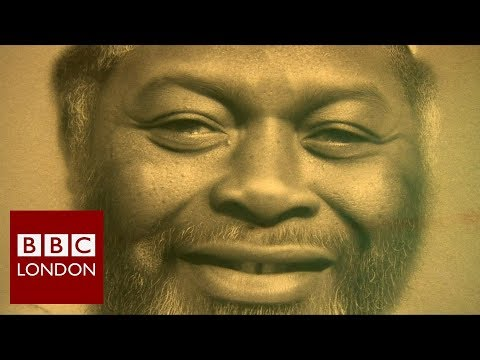 One of Britain's first black MPs immortalised with a portrait in Parliament - BBC London News