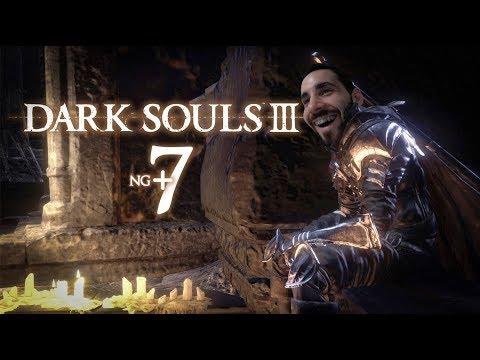 Dark Souls 3 NG+7 PT#49 - Gael, o coração não aguenta tanta pressão
