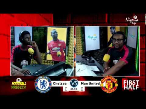 Chelsea vs Manchester United - FA Cup Final Live Commentary