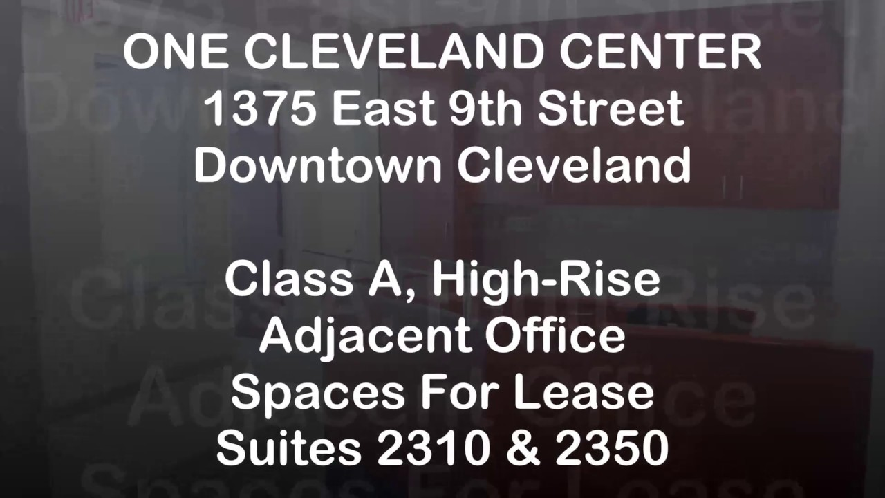 One Cleveland Center - Alchetron, The Free Social Encyclopedia