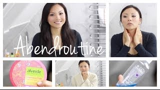 Meine ABENDROUTINE - Get UNready with me