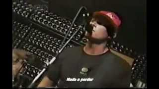 Blink 182 - Dick Lips. Legendado. Live @Private Radio Show.