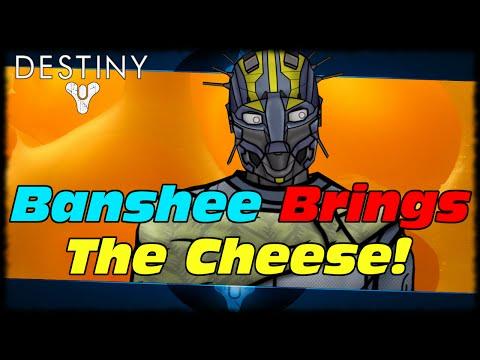 LOL Banshee Brings OHK Final Round Shotgun PVP Cheese! Destiny Week 4 Arms Day Rewards Guide!
