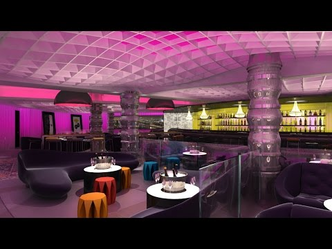 3D Flythrough Animation – Faces Nightclub 3D Animation