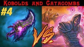 Kingsbane Mill Rogue vs Big Spells Priest #4 (Incredible Lethal!)