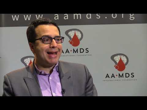 Dr  Mascarenhas discusses MDS/MPN overlap for patients
