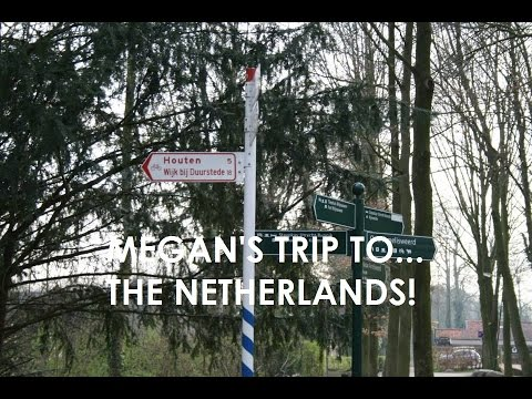 Megan's trip to... THE NETHERLANDS! | TheWalleyFamilyUK