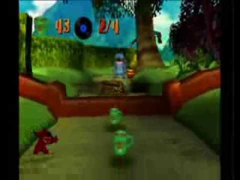 Lilo & Stitch (PS1) Full Walkthrough