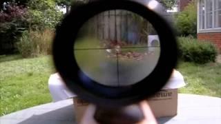 air rifle scope cam