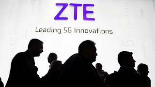 Trump: US, China working to get ZTE back into business