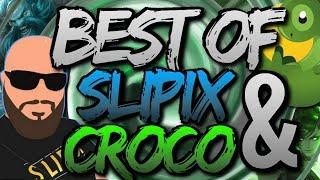 BEST OF SLIPIX & CROCO - LEAGUE OF LEGENDS