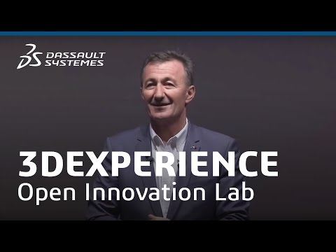 Open Innovation Lab - 3DEXPERIENCE - Dassault Systèmes