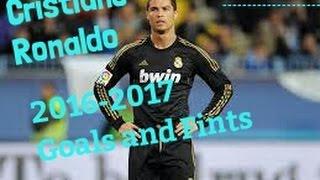 Cristiano Ronaldo:Голы и Финты 2016-2017г