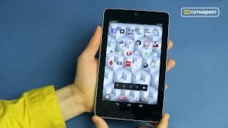 видео обзор ASUS Nexus 7 от Сотмаркета