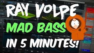 Make RAY VOLPE - Outerworld Bass In Serum In 5 Minutes (+ FREE Preset)