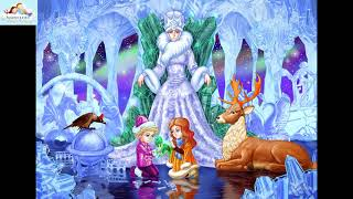 Аудиосказка про снежную королеву