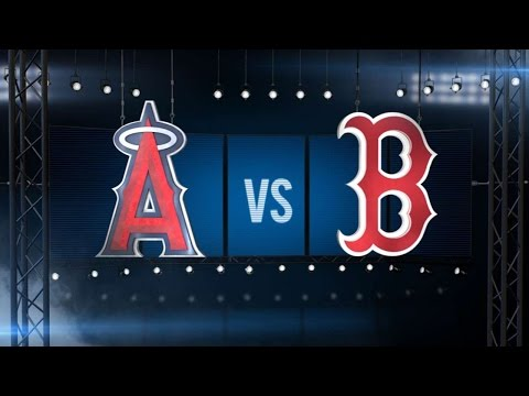 5/24/15: Miley, Napoli lift Red Sox over Angels