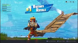 Fortnite how to get a 1 kill squad win