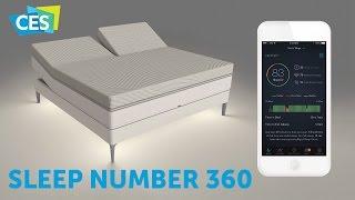 Sleep Number 360 - умная кровать