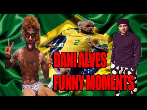 Dani Alves Smooth Criminal And Funny Moments HD @DaniAlvesD2