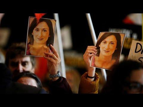 اعتقال رجل أعمال بارز في مالطا على خلفية مقتل صحفية تحارب الفساد…  - 17:00-2019 / 11 / 20